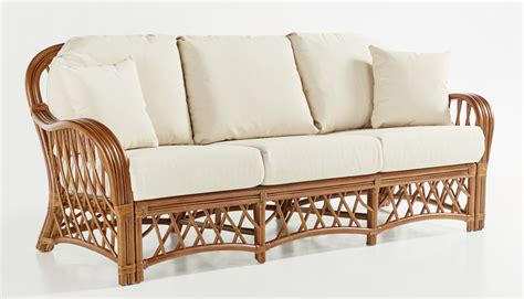 bambo sofa crystal lake rattan sofa