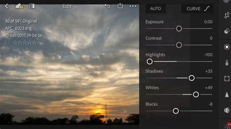 lightroom tutorial app bewerk je foto s met de lightroom app digifoto starter