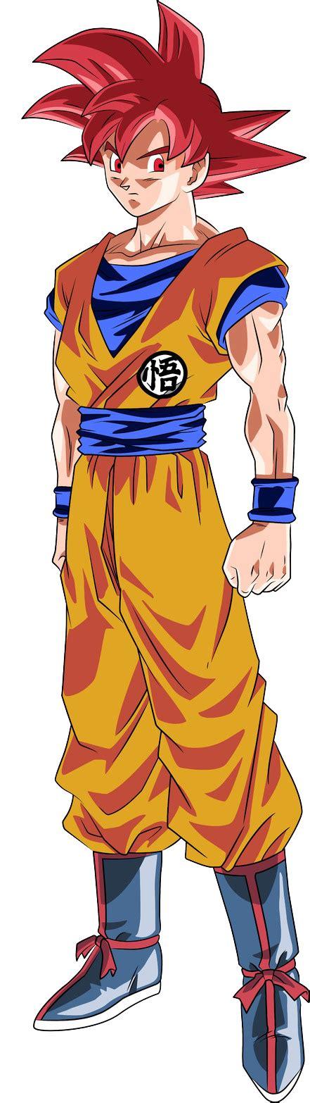 imagenes goku modo dios super saiyajin dios dragon ball wiki fandom powered by