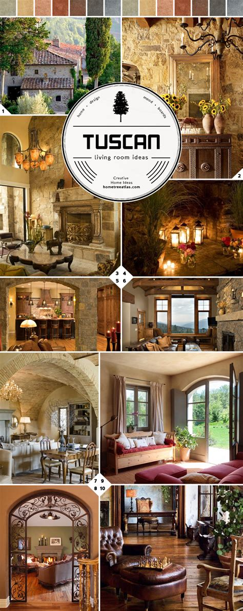 Tuscan Inspired Home Decor by From Italy Tuscan Living Room Ideas Home Tree Atlas