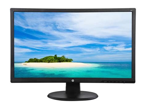Monitor Hp 24 Inch hp 24o black 24 quot 2ms tn widescreen led backlight lcd monitors hdmi 1920 x 1080