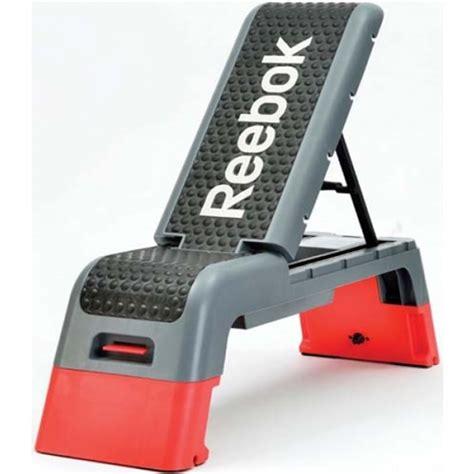 reebok deck bench reebok deck bench