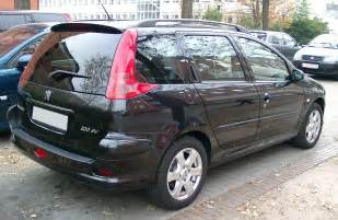 Peugeot Station Wagon 307 2009 Peugeot 307 Station Wagon Pictures Information And