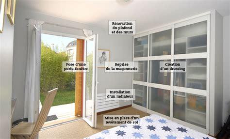 Amenagement Dressing 875 by Installer Une Chambre Dans Un Garage Tutoriel