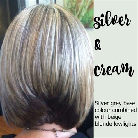 how to color gray hair with low lights meer dan 1000 idee 235 n over gray hair transition op