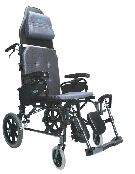 recliner wheelchairs mvp 502 recliner transit wheelchair karma mobility