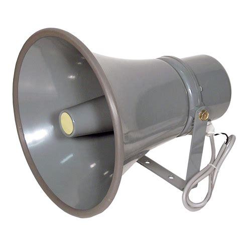 Speaker Horn speaker outdoor pa trumpet horn loud speaker 10 diameter