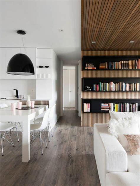 Decke Und Wand Gleiche Farbe by 15 Einrichtungsideen F 252 R Offene R 228 Ume Einen Raum Ohne