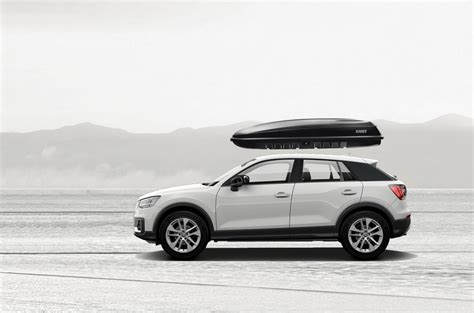 Audi Cargo Box by Audi Q2 Rooftop Cargo Box