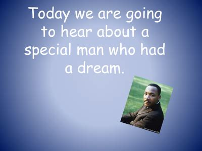 Martin Luther King Story For Younger Children Resources Martin Luther Powerpoint
