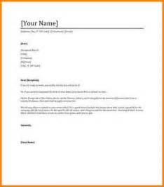 Application Cover Letter Template Word by 9 Professional Letter Format Word Quote Templates