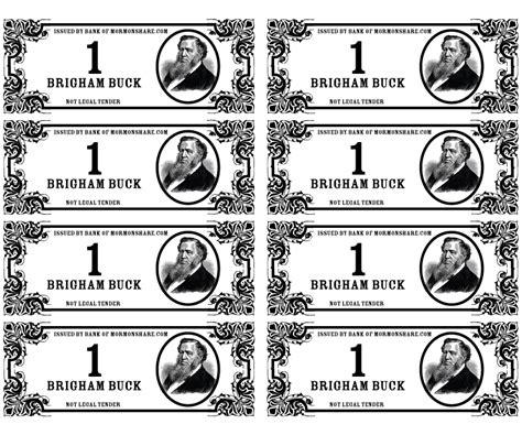 school bucks template smith s lds ideas brigham bucks