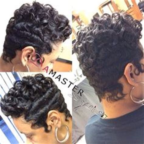 ocean waves hairstyles for black women 1000 images about fingerwaves on pinterest finger waves