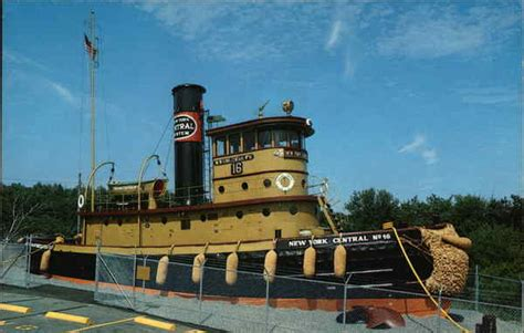 Steam E Gift Card - 1924 railroad steam tugboat new york central no 16 grandma s restaurant buzzards bay