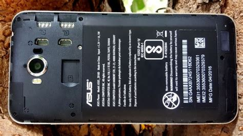 Battery Asus Zenfone Max asus zenfone max a smartphone with a battery
