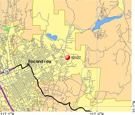 zip code map escondido ca 92027 zip code escondido california profile homes