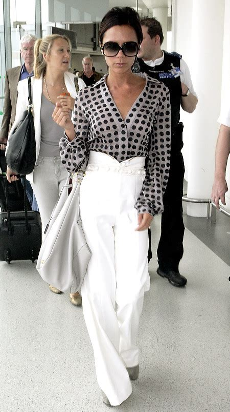 Posh Spice Is No Style Icon by Look Das Famosas Beckham Rick Ms