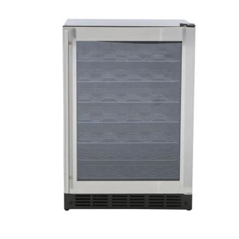 vissani 50 bottle wine cooler