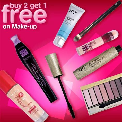 Eyeliner Maybelline Hypermart makeup brands buy 2 get 1 free offers