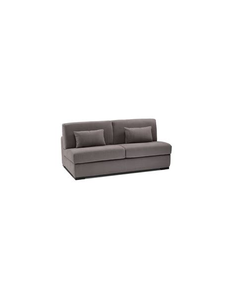 Canapes Convertibles 111 by Petit Canap 233 Lit Convertible Sans Accoudoirs Couchage