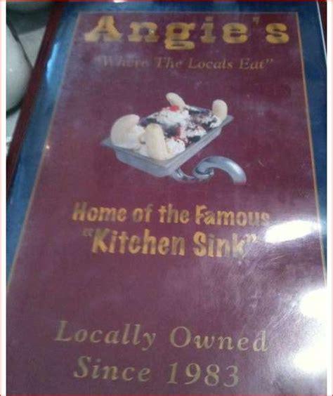 Angie Kitchen Menu by David Archuleta As Josh Bradley Cont D