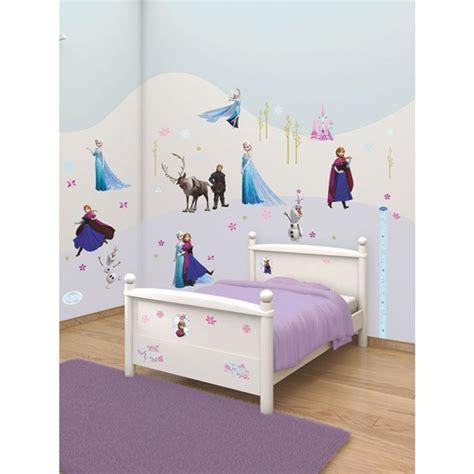 disney frozen bedroom set bedroom walltastic disney decor wall sticker kit frozen bedroom set room for girls