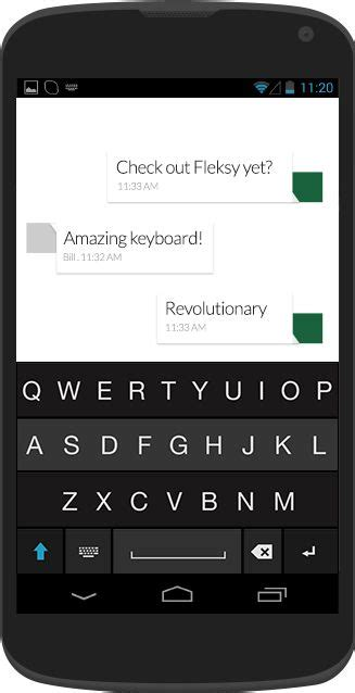 Justification Letter For Assistive Technology fleksy is a unique keyboard with powerful word