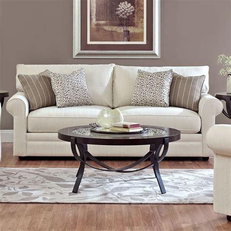 comfy living room sets comfy living room set jazz coconut klaussner furniture cart