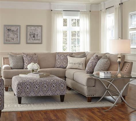 sectional sofa living room franklin sectional sofa with four seats miskelly
