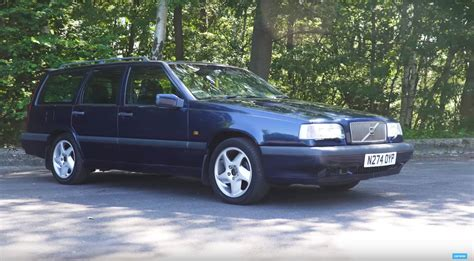Volvo Car Types by 22 Years Apart Volvo Wagons With Different Fuel Types Drag