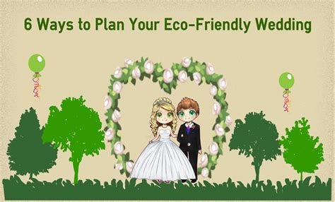 Planning An Environment Friendly Wedding by Eco Friendly Wedding Green Wedding Ideas A2zweddingcards