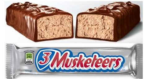 3 musketeers bars only $.44 at target!