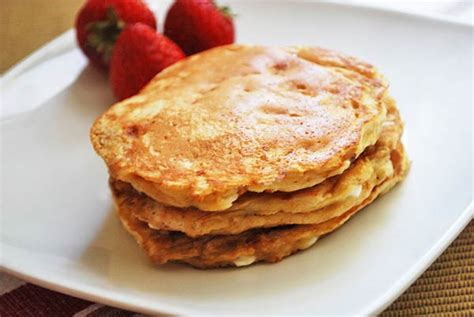 Cottage Cheese Pancakes Healthy by Cottage Cheese Pancakes Recipe Dishmaps