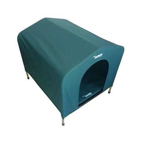 bunnings dog house hound house medium canvas dog kennel i n 3440119 bunnings warehouse