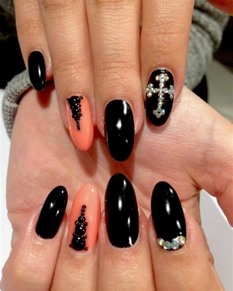cross pattern nails 29 cross nail art designs ideas design trends
