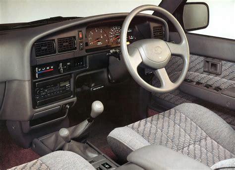 1990 toyota 4runner interior toyota 4runner specs 1990 1991 1992 1993 1994 1995
