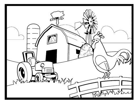 farm coloring pages for kindergarten farm coloring pages preschool az coloring pages