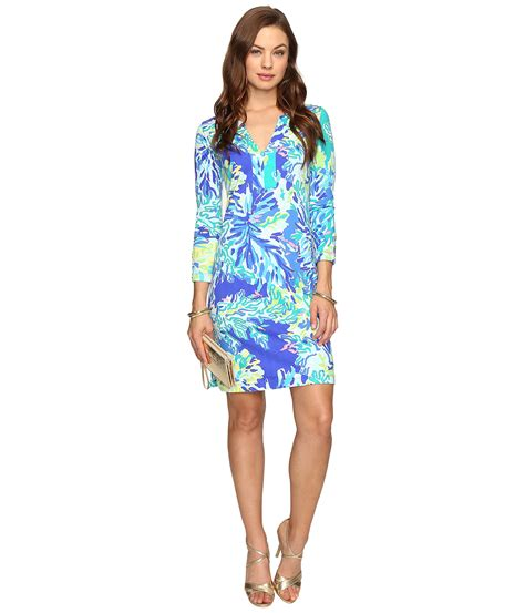 Lilly Dress lilly pulitzer riva dress zappos free shipping both ways