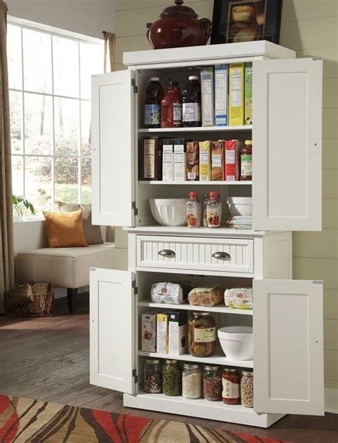 best 25 free standing kitchen units ideas on pinterest freestanding pantry cabinets intended for free standing