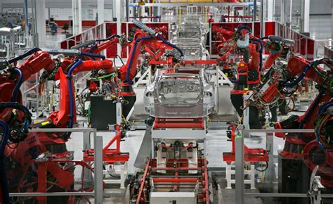 Tesla Battery Manufacturer Tesla Gigafactory May Get 1b From Panasonic 187 Autoguide