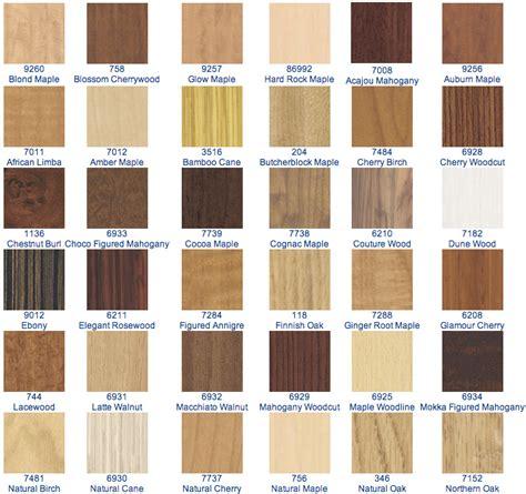 wood grain formica laminate color chart formica laminate