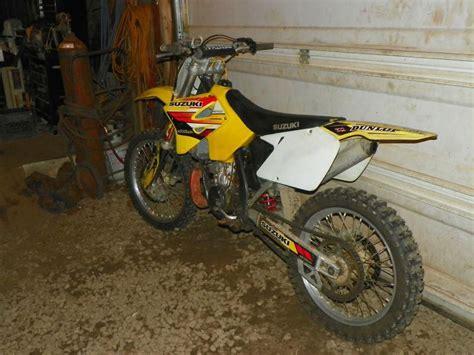 Suzuki Trail Bikes For Sale List Of Suzuki Rm250 Dirt Bikes For Sale Autos Weblog