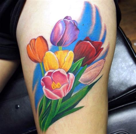 tulip and lily pictures to pin on pinterest tattooskid