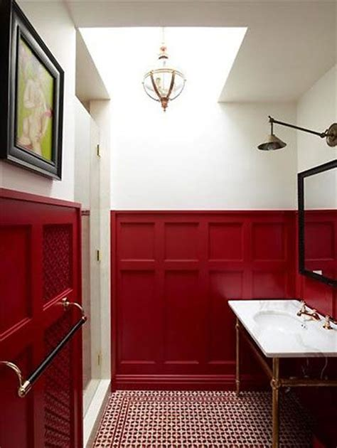 red tile bathroom 39 red bathroom tile ideas and pictures