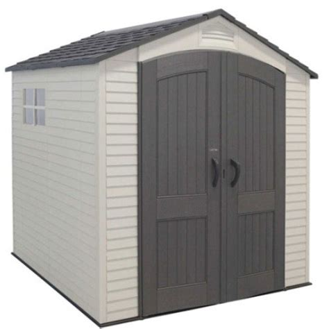 Plastic Outdoor Sheds how to build a plastic storage shed haddi