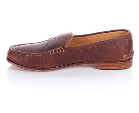 quoddy loafer quoddy loafer in coconut wg trunk co