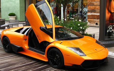 Lamborghini Road Vehicle Lamborghini Murcielago On The Road Cars
