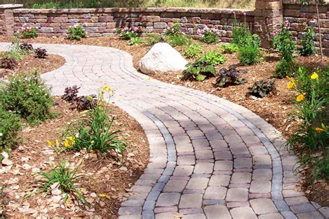 backyard pathways landscaping with rocks ways to decorate your yard with