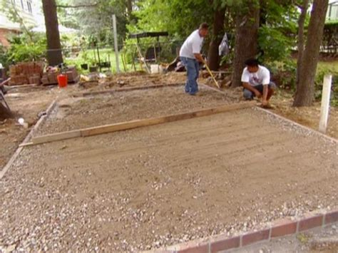 how to build a paver patio installing a paver patio diy