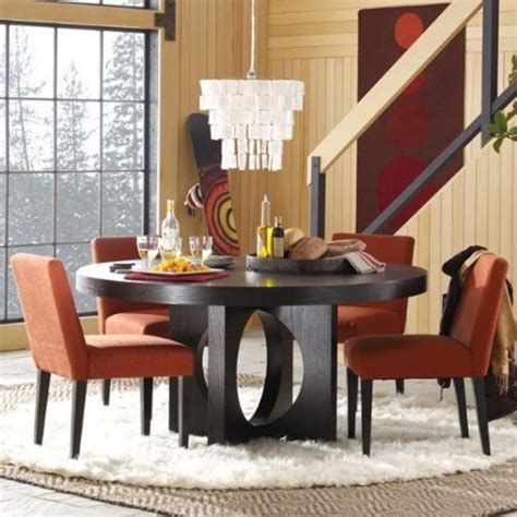 Ashley Furniture Dining Room Chairs by 10 Magn 237 Ficas Fotos De Comedores Con Mesas Redondas